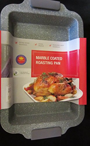 Y&Y Royal Cuisine Bakeware Marble Coated Roasting Pan 360mm x 230mm x 48mm Size S