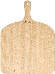 Eppicotispai - Pala per pizza in legno di betulla anche nel set 30x 41,5cm, Legno, 1 pezzo