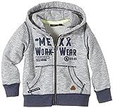 MEXX Jungen Sweatshirt Kids Sweat, Gr. 128 (Herstellergröße: L), Blau (Dark Sapphire 499)
