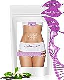 Eiweißpulver DIÄT VANILLE 500g - Protein Shake für Frauen ** ANTI-CELLULITE Komplex mit Kollagen strafft Bindegewebe ** low carb OHNE Zucker, Zusatzstoffe & Aspartam - Mehrkomponenten Protein Pulver