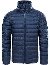 The North Face M Trevail Jacket Chaqueta, Hombre, Azul (Urban Navy), S