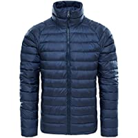 The North Face M Trevail Jacket Chaqueta, Hombre, Azul (Urban Navy), S