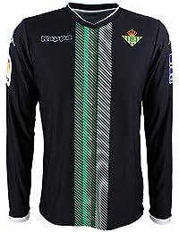 2ª equipación oficial de portero - Real Betis Balompié 2018/2019 - Kappa Official GK