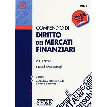 Compendio Di Diritto Dei Mercati Finanziari