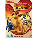 Lion Guard: The Rise Of Scar