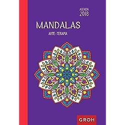 Mandalas. Agenda Groh 2018