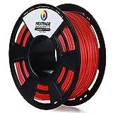 Nextpage 3D PLA Filament 1.75mm 1 KG für 3D Drucker Rot