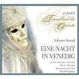 Johann Strauß: Eine Nacht in Venedig (Operette) (Gesamtaufnahme) (2 CD)