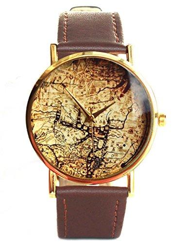 hereford-mappa-mundi-1300-old-map-analogue-quartz-watch