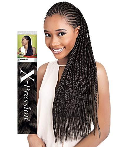 Extensión cabello artificial X-pression