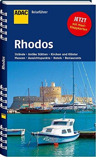 Preisvergleich Produktbild ADAC Reiseführer Rhodos