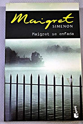 Maigret Se Enfada