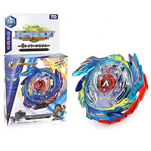 infinitoo Bey Blade Burst, Kampfkreisel Set 4D Fusion Modell Metall Masters Beschleunigungslauncher Speed Kreisel Tolles Kinder Spielzeug Geschenk für Weihnachten, Geburtstag