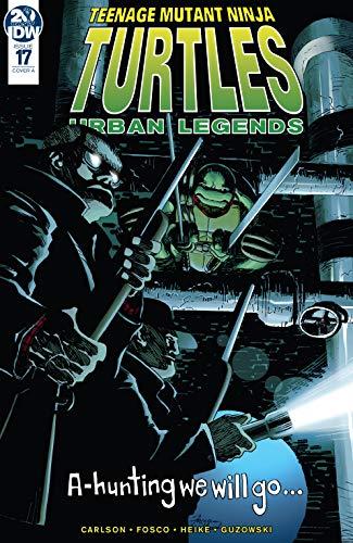 Teenage Mutant Ninja Turtles: Urban Legends #17 (English ...
