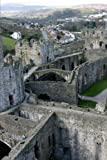 Medieval Conwy Castle Wales United Kingdom Journal: 150 Page Lined Notebook/Diary