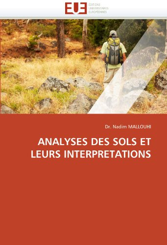 Analyses des sols et leurs interpretations