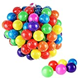 Colourfulworld 100pcs Farbe Ozeankugelmarinekugel Kinderspielzeug Zelt Marine Ball Ball Pool