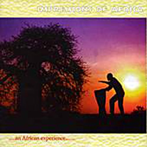 Impressions Of Africa Volume 1