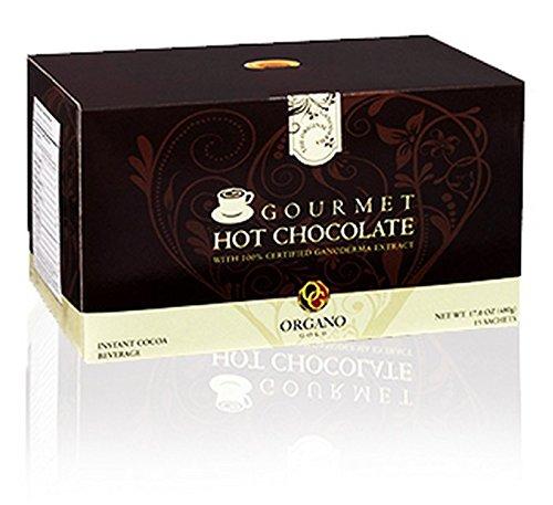 Organo Gold Gourmet Hot Cocoa - Cioccolata calda arricchita con il fungo Ganoderma lucidum