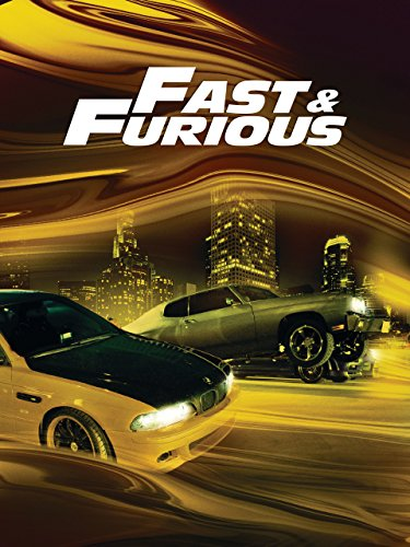 The Fast and the Furious (4K UHD)
