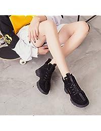 Amazon.es  Hip Hop - 36   Zapatos para mujer   Zapatos  Zapatos y ... e5d6ed69673