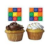Unbekannt Creative Converting 12Stück Cupcake Topper