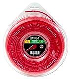 Arnold Recortadora de hilo AF 3,14, 3,3 mm x 36,5 m, redondo, girar, rojo, 1082-U5-3337