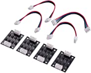 Aibecy Aibecy 4pcs TL Smoother V1.0 Addon Module for 3D Printer Motor Drivers Accessories Parts