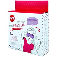 Hot Eyes Steam® Warming Eyes Mask | Relieve Eyes Tiredness - 100% Relaxation | 5 units per box