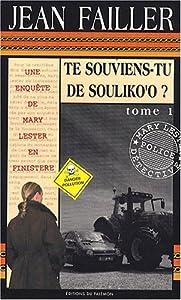 "Afficher ""Mary Lester n° 30 Te souviens-tu de Souliko'o ?"""