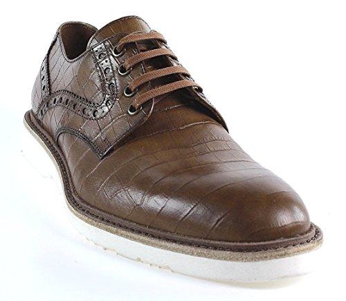 Lloyd-Bright-Chaussures à lacets-marron-Cognac Marron - Marron