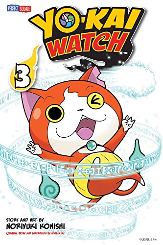 Yo-kai Watch Volume 3 por Noriyuki Konishi