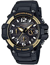Casio Youth-Analog Black Dial Men's Watch-MCW-100H-9A2VDF (AD215)