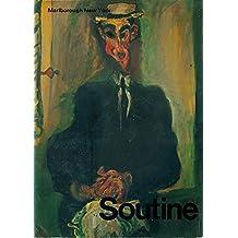 Chaim Soutine 1893 - 1943. 11 October - 3 November 1973. Marlborough Gallery