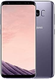 Samsung Galaxy S8+ Smartphone (6,2 Zoll (15,8 cm) Touch-Display, 64GB interner Speicher, Android OS) orchid grey(Generalüberh