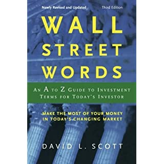 Wall Street Words: An Essential A to Z Guide for Today's Investor: Valueline Edition