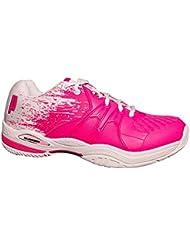 Prince Warrior Lite W  - Zapatillas para mujer, color rosa, talla 42