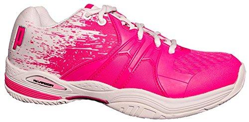 Prince Warrior Lite W chaussures pour femme, Warrior Lite W Rose