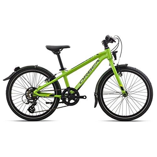 ORBEA MX 20MX 24Pulgadas Park Niños Jóvenes Bicicleta de Aluminio 7velocidades Shimano Altus, g027kd de g028kd, tamaño 20Pulgadas
