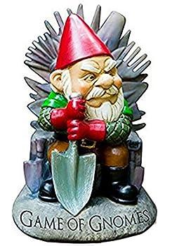 Bigmouth Inc Game Of Gnomes Statue 5