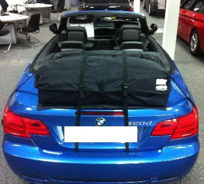 Preisvergleich Produktbild BMW 3SERIE Limousine Dachträger Dachbox Alternative boot-bag Urlaub