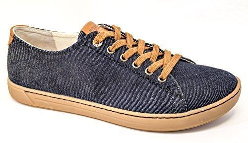 BIRKENSTOCK uomo sneakers 415561 ARRAN 42 Blu