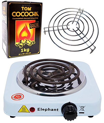 elefante-encendedor-de-carbon-electrico-carbon-cesta-con-cartucho-1-kg-tom-cococha-naturkohle-oro