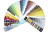 NCS + RAL Carta de Colores | La fusión perfecta de muestras de colores para pintura y decoración con + de 2.000 Colores | 1950 colores NCS + 189 RAL