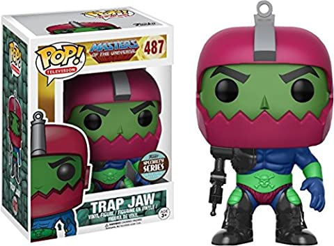Funko - Figurine Master Of The Universe - Trap Jaw Speciality Series Exclu Pop 10cm - 0889698143271