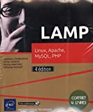 LAMP : Pack en 4 volumes : Linux ; Apache ; MySQL ; PHP