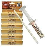 Dr Denti Zahnpflege-Set für temporäre Zahnreparatur, Zahnarzt, 6 Stück