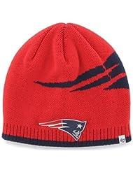 Peaks New England Patriots Beanie Cap by '47 Brand