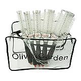 Olivia Garden Bürste Pro Thermal Soft Tasche-5Stück