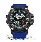 Orologio militare da uomo impermeabile orologio sportivo per uomo orologi top brand di lusso orologio campeggio Dive Relogio Masculino
